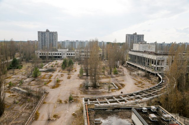 Chernobyl Aftermath
